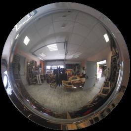 360°-Konvexspiegel