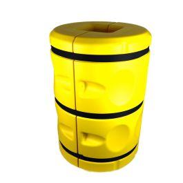 Stapelbarer Säulenschutz — 20x20 cm — 90 cm hoch