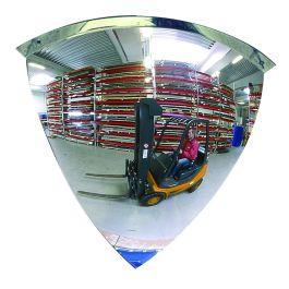 Kuppelspiegel 90°