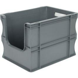 Stapelbehälter Eurobox 300x400x290 mm mit Grifföffnung