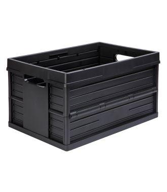 Evo Box Klappkiste - 46 Liter, schwarz