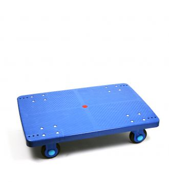 Plattformwagen aus Kunststoff, Tragkraft 300 kg