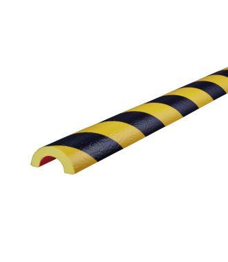 Knuffi Rohrschutz, Typ R30 - schwarz-gelb - 5 Meter
