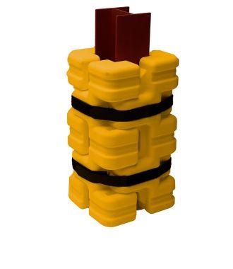 Column Sentry FIT Säulenschutz aus Kunststoff